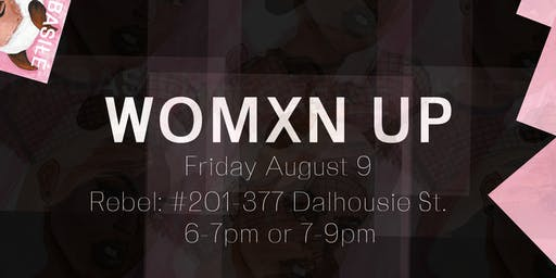 WOMXN UP - Fundraising Release Party
