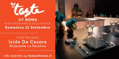 THE RESIDENCE by ZACAPA - PRANZO DOMENICA 22 SETTEMBRE