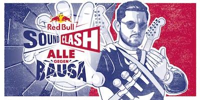 RED BULL SOUNDCLASH - Alle gegen Bausa