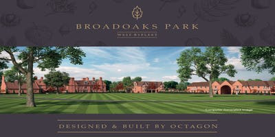 Octagon Developments Launch Event for Broadoaks Park, West Byfleet
