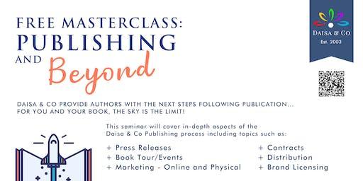 Masterclass: Publishing & Beyond
