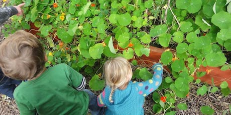Tiny Green Fingers Parent and Toddler Club tickets
