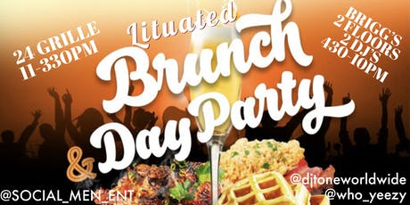 Lituated Social Brunch & Day Party tickets