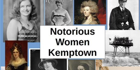 Notorious Women of Kemptown walking tour tickets