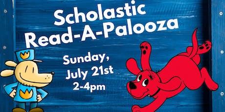 Scholastic Read-a-Palooza! tickets