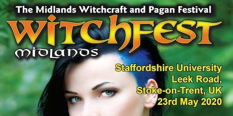 Witchfest Midlands 2020 tickets