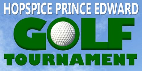 Hospice Prince Edward Golf Tournament 2019 tickets