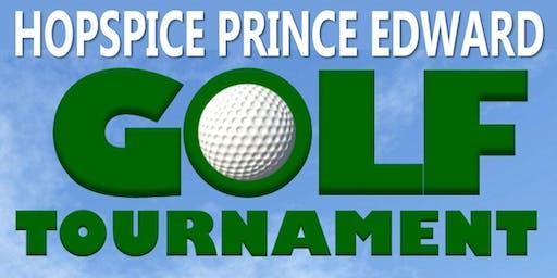 Hospice Prince Edward Golf Tournament 2019