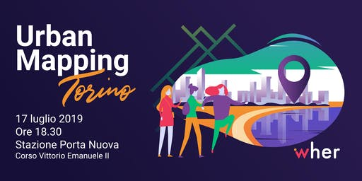 Urban Mapping - Torino