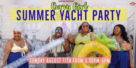 Curvy Girl Summer Yacht Party tickets