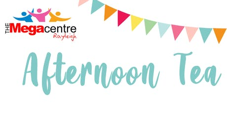 The MegaCentre's Afternoon Tea tickets