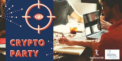 """Crypto Party : l'atelier """"afterwork"""" est de retour chez Technocité"""