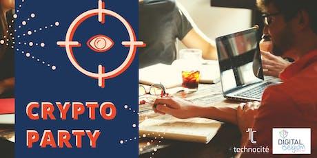 """Crypto Party : l'atelier """"afterwork"""" est de retour chez Technocité  billets"""