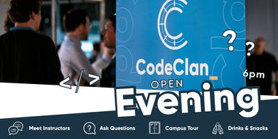 Edinburgh Open Evening - Data Analysis & Professional Software Development Courses