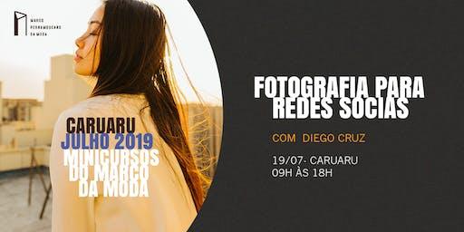 Minicursos do Marco da Moda (JUL. 2019 - CARUARU) - Fotografia Para Redes Sociais