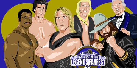 CWF Legends FanFest 6-Barry Windham Returns to Tampa tickets