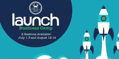 Launch Business Camp | Session 2 tickets
