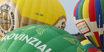Fotokurs im Rahmen des int. Heißluftballonfestivals (Montgolfiade - WIM) in Warstein (Sauerland)