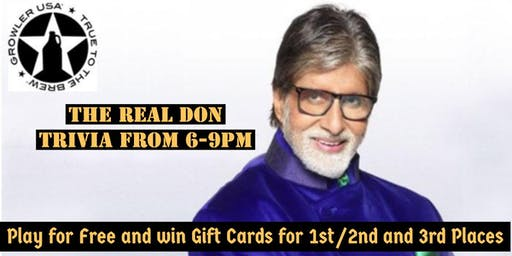 Amitabh Bachchan Trivia Hosted by intelFinance