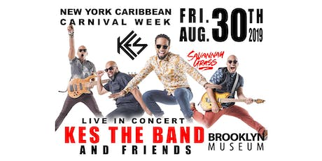 "BRASSFEST 2019: Brooklyn's ""Savannah Grass"" featuring KES the Band, Farmer Nappy, Motto, Teddyson John and more! tickets"
