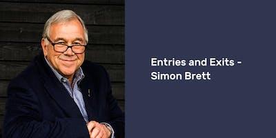 Entries and Exits – Simon Brett