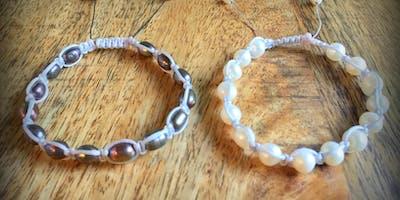 Macrame Shambala Bracelets Class