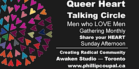 Queer Heart Talking Circle + Create Radical Community tickets
