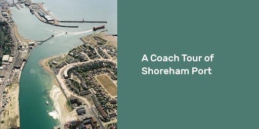 A Coach Tour of Shoreham Port