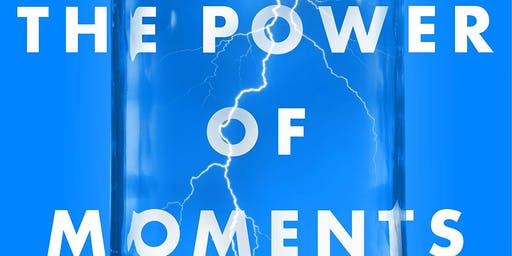 #LeadershipLounge 'The Power of Moments' by Chip & Dan Heath, facilitated by Sue Janssen