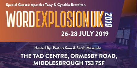 VCMI WORD EXPLOSION tickets