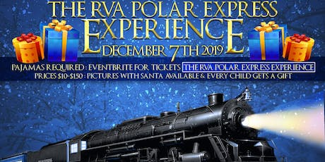 The RVA Polar Express Experience tickets