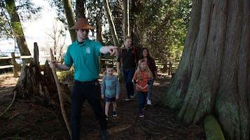 Evergreen Excursion to Blake Island