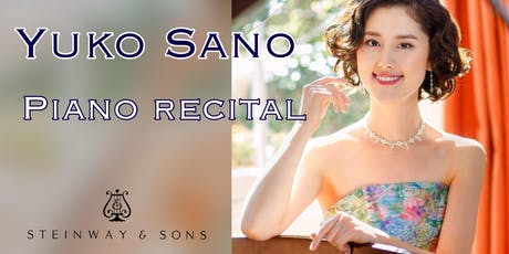 Yuko Sano Piano Recital tickets