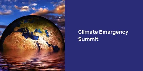 Climate Emergency Summit tickets