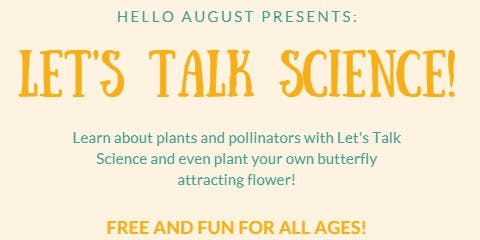 Hello August: Play and Learn