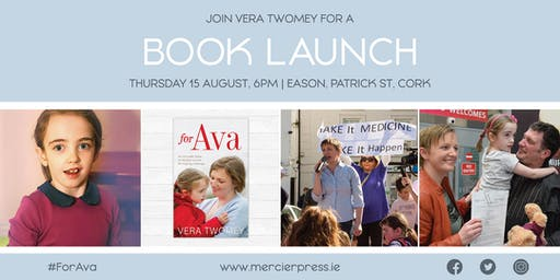 Cork Book Launch: For Ava by Vera Twomey