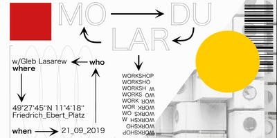 Modular Synthesizer Workshop für Anfänger w/Gleb Lasarew