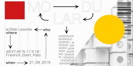 Modular Synthesizer Workshop für Anfänger w/Gleb Lasarew Tickets