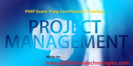 PMP (Project Management) Certification Training in Jonesboro, AR tickets