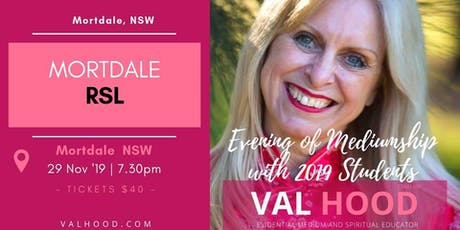 An Evening of Mediumship - 29 November (Mortdale, NSW) tickets