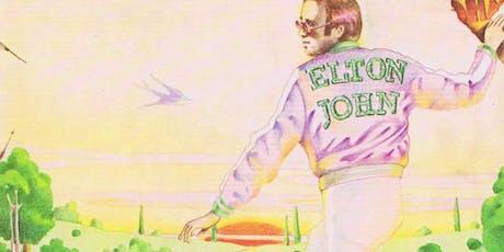 Valves, Vinyl & Jazz (feat. album: Elton John's Goodbye Yellow Brick Road) tickets