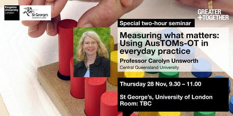 Measuring what matters: Using AusTOMs-OT in everyday practice tickets