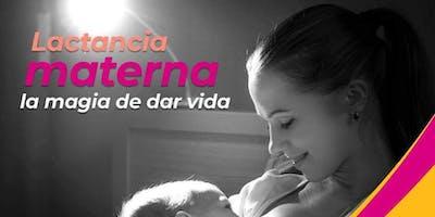 Semana mundial de la lactancia materna Chihuahua 2019