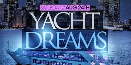 YACHT DREAMS tickets