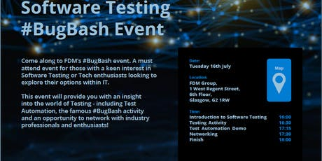 FDM Software Testing #BugBash tickets