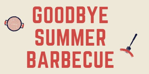 Hello August: Goodbye Summer BBQ