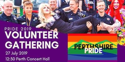 Volunteer Gathering: Perthshire Pride 2019