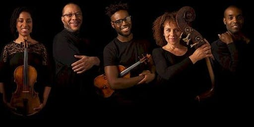 String Quartets by African Composers. Chineke! Chamber Ensemble