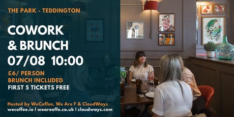 Cowork & Brunch @The Park Teddington tickets