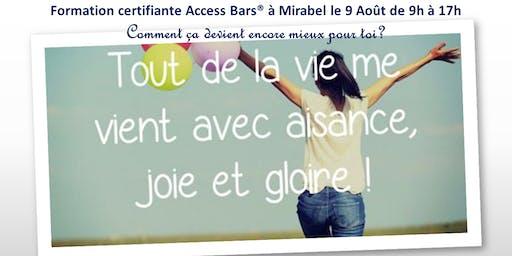 Classe certifiante Acess Bars Laurentides